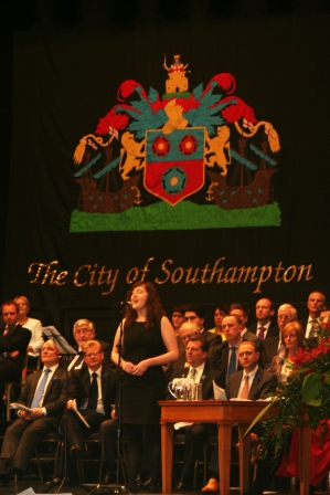 Mayor Making Ceremony 4th June 2014