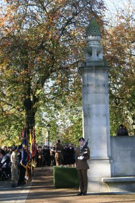 The Southampton Cenotaph pre dates the Cenotaph in Whitehall 2014 Remembrance Sunday ceremony image courtesy ann MacGillivray