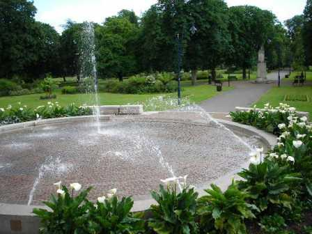Queen's Peace Fountain