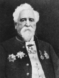 Hiram Stevens Maxim. Image courtesy West End Local History Society